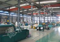贵州s11油浸式变压器生产线